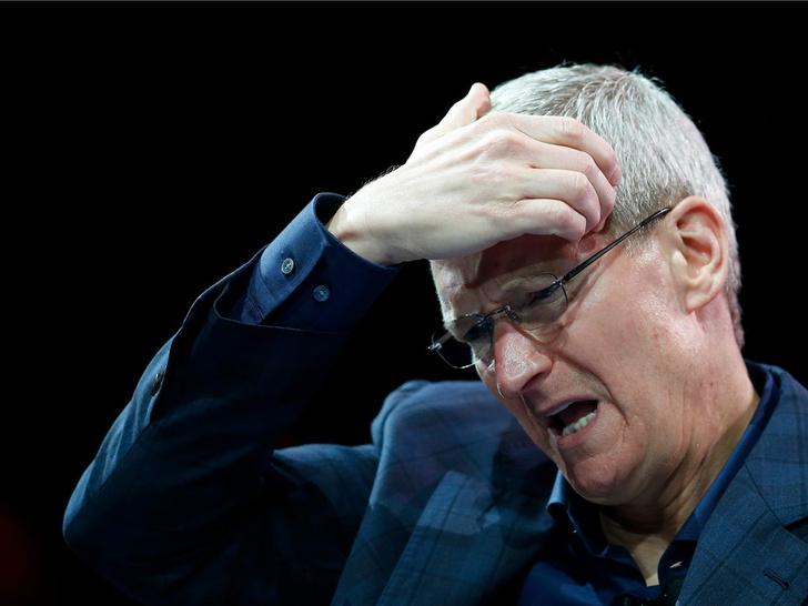 Фото №1 - Reuters: Apple отменила сквозное шифрование резервных копий под давлением ФБР