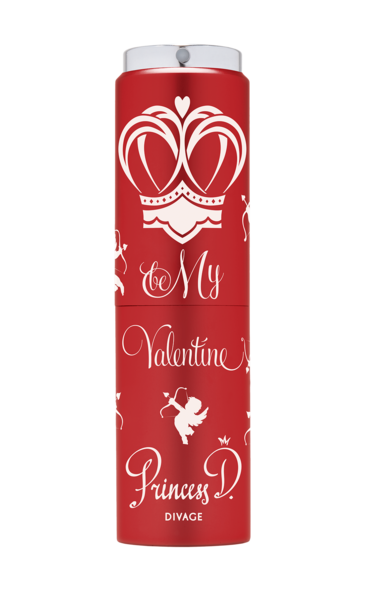Туалетная вода Be My Valentine, Princess D, DIVAGE