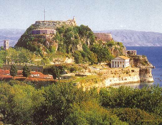 Фото №1 - Корфу: идилия на вулкане истории