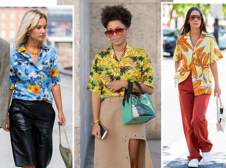 Фото №1 - Летняя классика: как появилась гавайская рубашка, и с чем ее носить сегодня