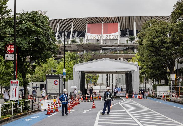 Фото №2 - Олимпиада в режиме ЧС. Как пройдет Токио-2020, и пустят ли туда Россию?