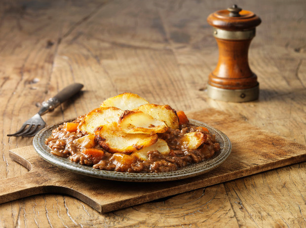 Фото №4 - Высокая кухня: рецепты блюд из картофеля