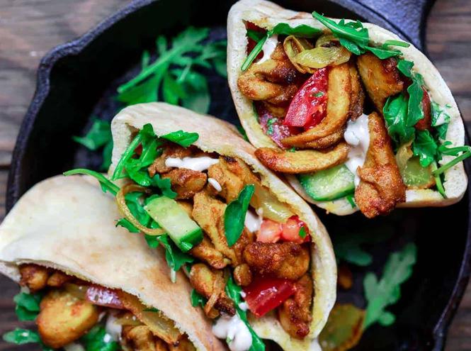 Фото №2 - 3 израильских блюда, которые вы можете приготовить дома