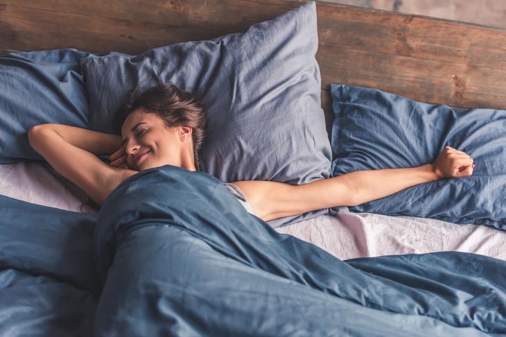 Фото №1 - Зачем класть кусок мыла в постель