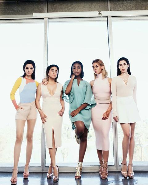 Fifth Harmony для Fashion Magazine