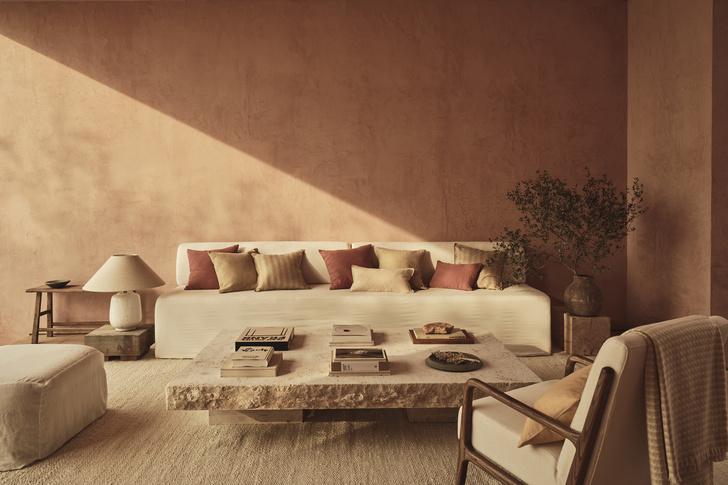 Фото №1 - The Golden Hour: летняя коллекция Zara Home 2021