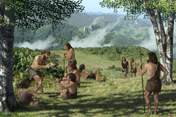 Фото №1 - В доисторическую эпоху религию заменял сторителлинг
