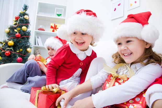 Фото №1 - Домашний праздник для детей