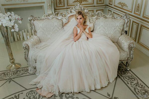 Фото №1 - Идеальная невеста от «Златовласки»