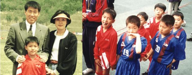 Фото №25 - Фотоальбом: как выглядели звезды корейских дорам, когда были маленькими