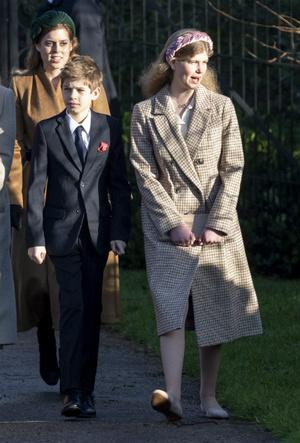 Фото №2 - Важный шаг: как и почему изменится жизнь младших внуков Королевы после их 18-летия