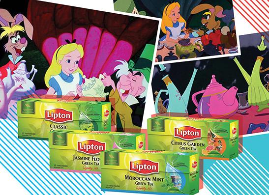 Фото №1 - У чая Lipton появилась новая палитра вкусов