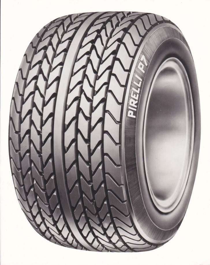 Фото №7 - Иногда они возвращаются: Pirelli представляет новое поколение шины Cinturato P7