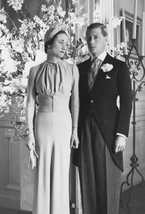 Фото №3 - Выбор невесты: секрет свадебного платья Уоллис Симпсон
