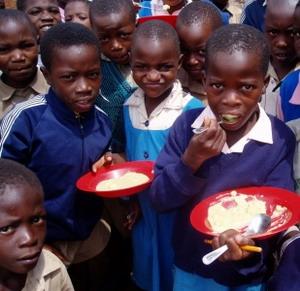 Фото №1 - ООН собирает на школьные обеды