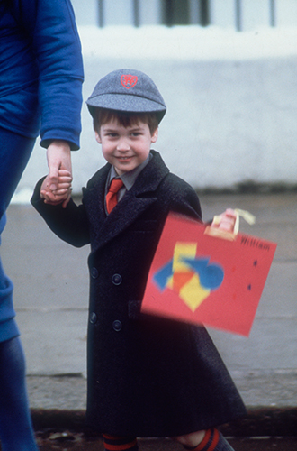 Фото №34 - Принц Уильям: история в фотографиях