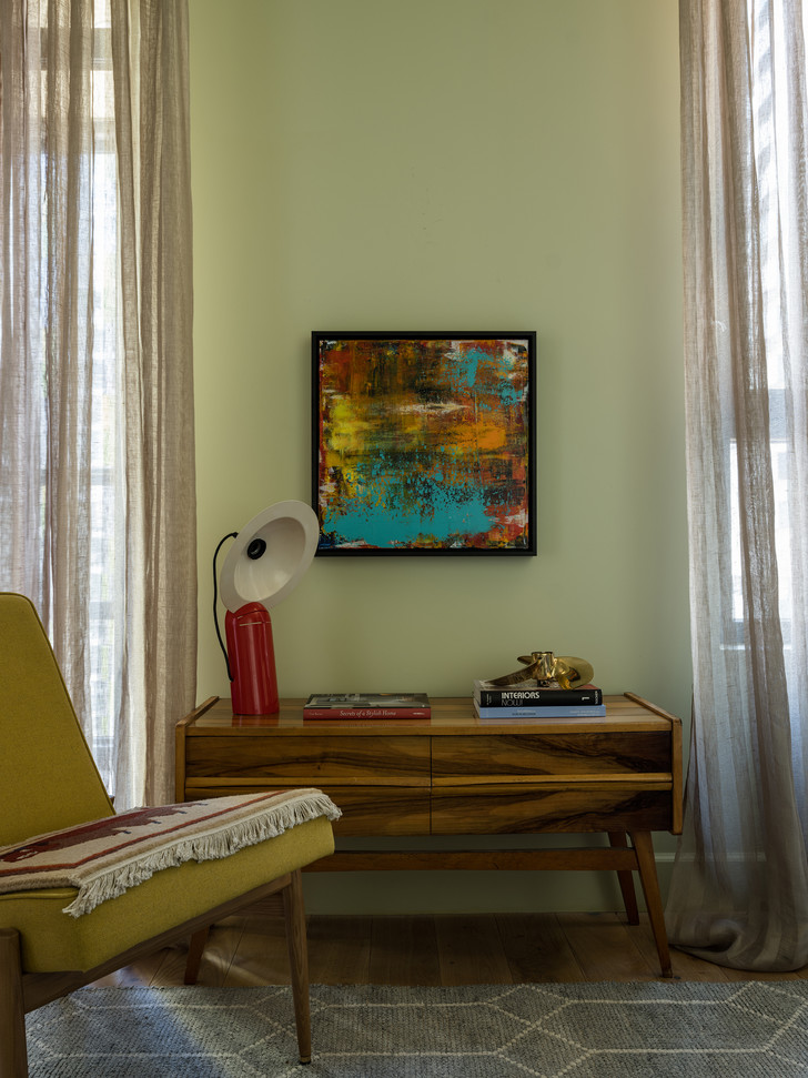 Фото №4 - Квартира 57 м² для молодого инженера: проект Натальи Гергель