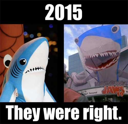 Фото №7 - Шоу Кэти Перри на «Супер Боул-2015» породило множество мемов