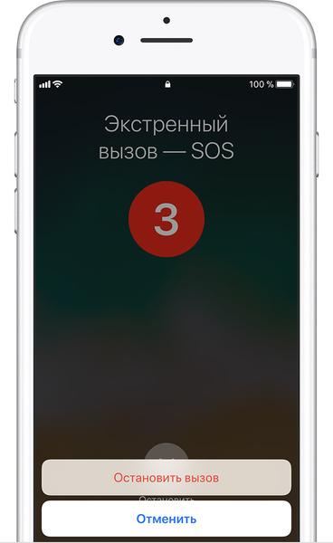 Фото №3 - SOS: Функции айфона, которые помогут спасти твою жизнь