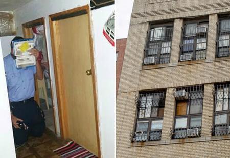 В Нью-Йорке арестовали местного жителя, который сделал из небольшой квартиры 11 квартир под аренду (фото)