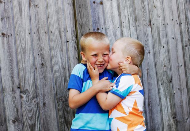 Фото №1 - Как у детей появляется чувство стыда?