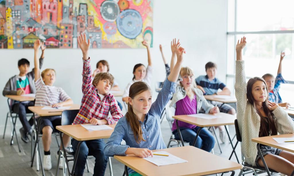 Новая реальность: дети в школах будут учиться без перемен