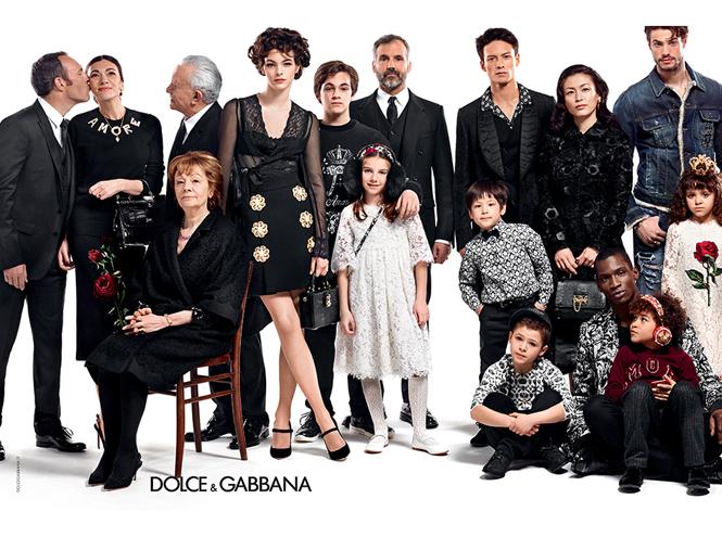 Фото №12 - Новая рекламная кампания Dolce&Gabbana