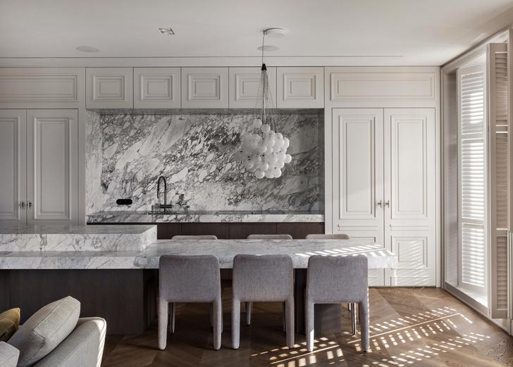 Фото №2 - Квартира во французском стиле для молодой семьи