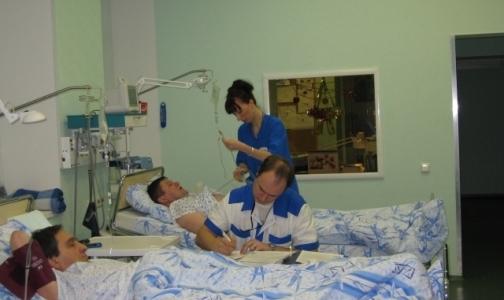 Фото №1 - ФАС возбудила дело против правительства Петербурга из-за пациентов с инфарктом