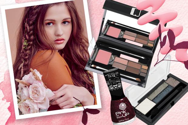 Фото №2 - 4 варианта осеннего макияжа