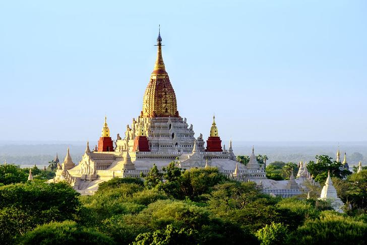 Фото №1 - Традиции: Мьянма. Дом четырех будд