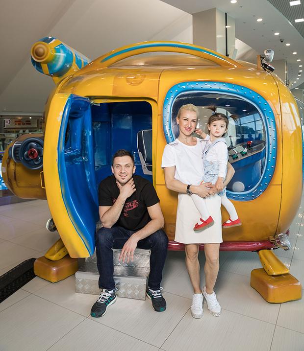Фото №2 - Татьяна Волосожар и Максим Траньков: «Сейчас дети растут быстрее»