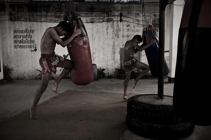 Фото №5 - Защити себя сам: 7 необычных боевых искусств