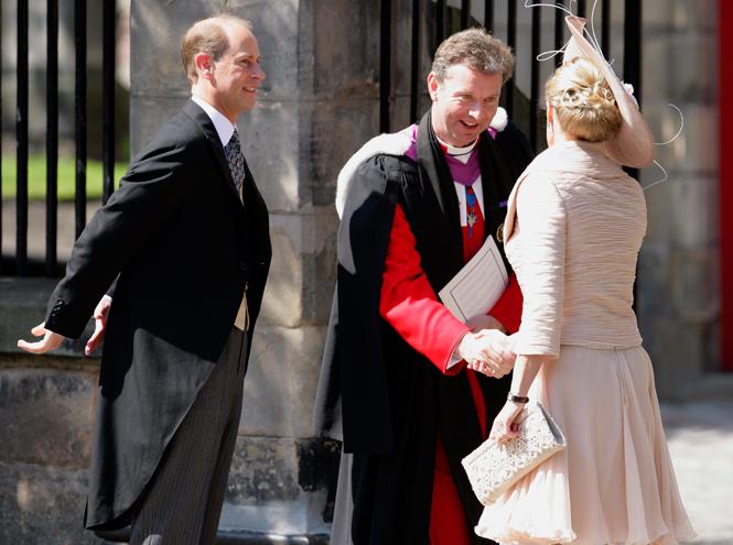 Фото №18 - Самые забавные моменты на королевских свадьбах (истории в фотографиях)