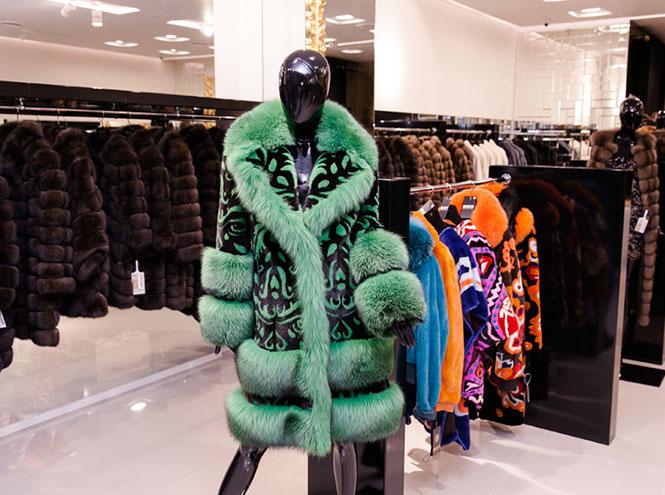 Фото №2 - Холодное лето: меховой бренд Braschi представил новую коллекцию в Москве