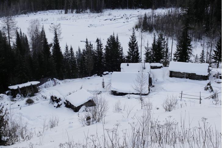 Фото №3 - Границы возможного: одна в сибирской тайге уже 30 лет