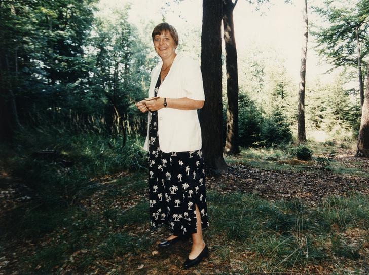 Фото №7 - Ангела Меркель, какой ее мало кто знает (или помнит)