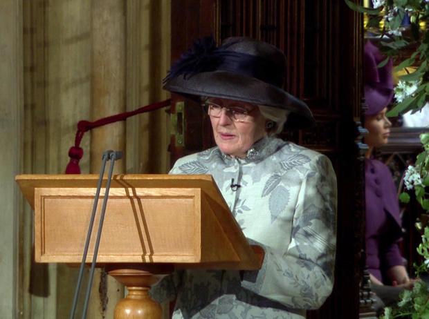 Фото №4 - Как принцесса Диана «присутствовала» в каждой детали свадебной церемонии Гарри и Меган