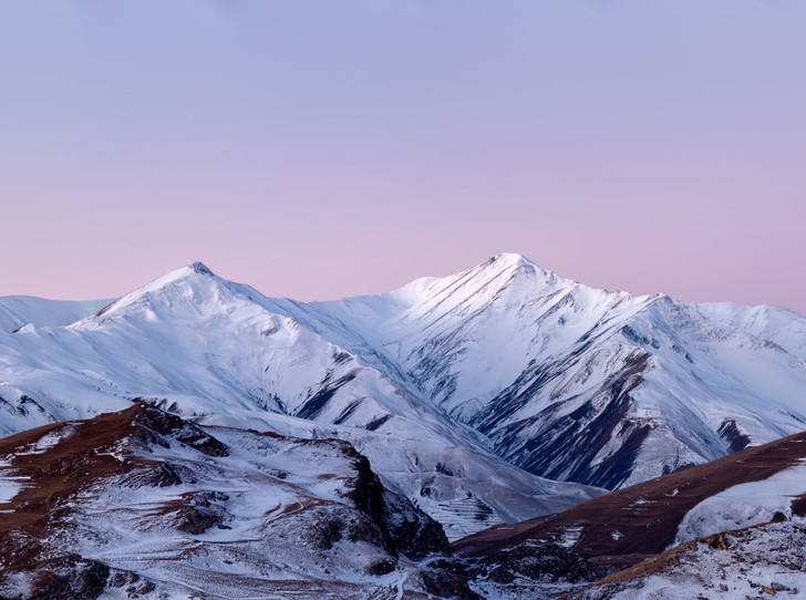 Фото №2 - Неизвестный Азербайджан: зимняя сказка у подножья горы Шахдаг