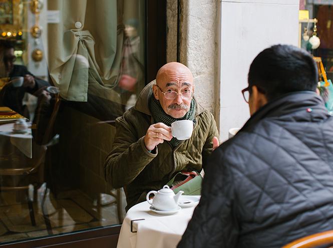 Фото №3 - Егор Кончаловский и Андрей Бильжо: разговор в Венеции
