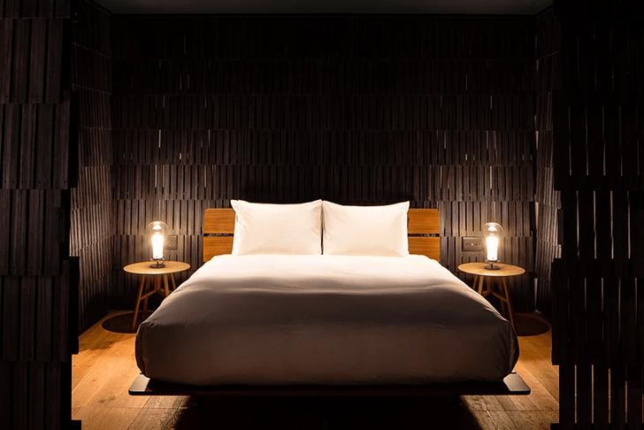 Фото №1 - Идеи для спальни, подсмотренные в лучших отелях мира