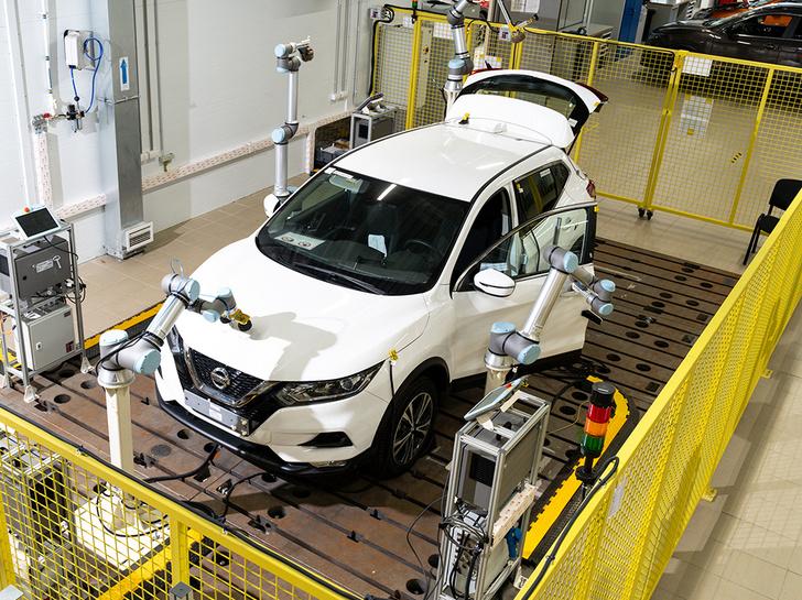 Фото №1 - Как инженеры Nissan Technical Center Russia меняют автомобильный ландшафт страны