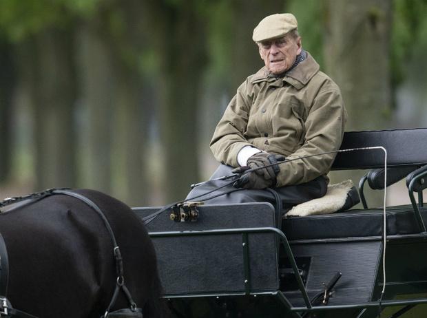 Фото №4 - Особое отношение: кого из внуков принц Филипп считает своим любимцем