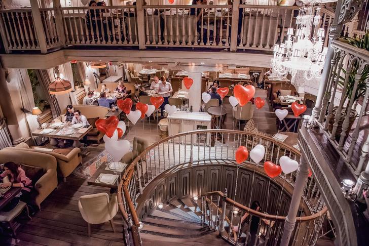 Фото №15 - Гид по ресторанам на 14 февраля: где бронировать столик, чтобы провести незабываемый вечер?