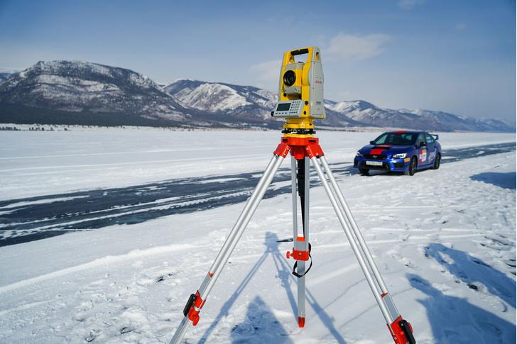 Фото №8 - По толстому льду: как прошли «Байкальская миля» и «Дни скорости на льду Байкала»