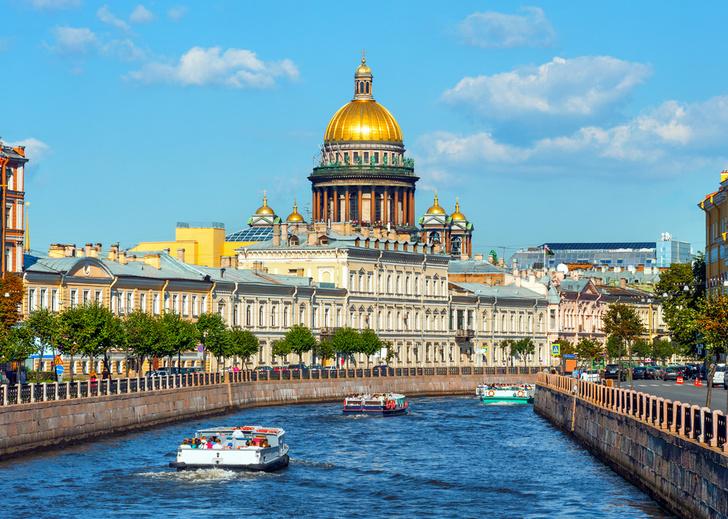 Фото №1 - Санкт-Петербург признан лучшим туристическим направлением Европы
