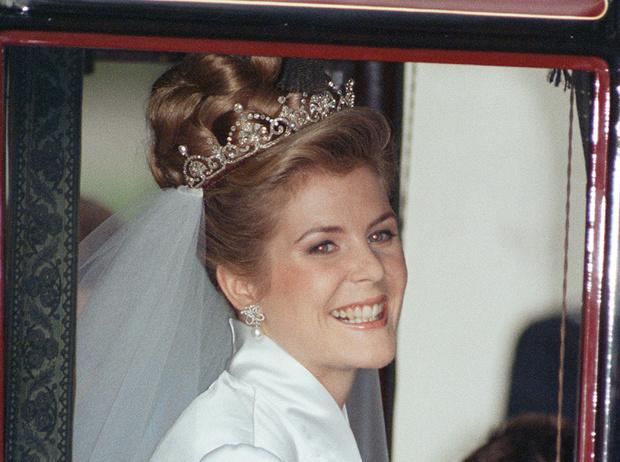 Фото №16 - Почему герцогиня Кембриджская так любит тиару «Узелки любви»