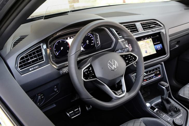 Фото №2 - Volkswagen шокировал ценой на новый Tiguan: да, он стал дешевле