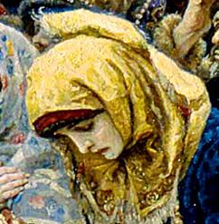 Фото №13 - 16 символов, зашифрованных в картине «Боярыня Морозова»
