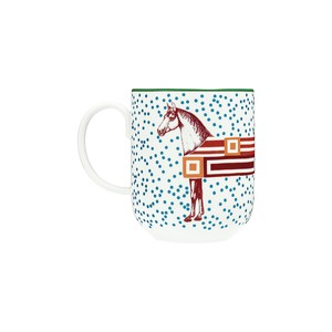 Фото №2 - Крупным планом: игривый чайный сервиз Hermès Hippomobile с «лошадью-лимузином»